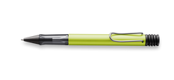 Lamy AL- Star Ballpoint - charged green