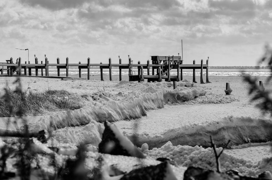 Wind and Ice - Mission Art OBX