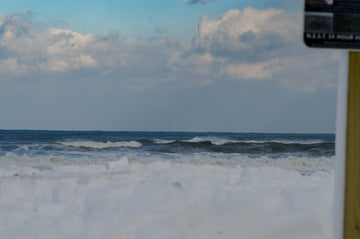 Snow, Surf and Sky - Mission Art OBX