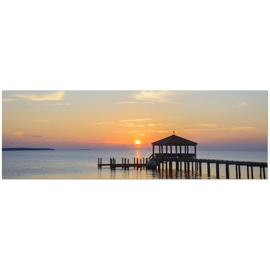Outer Banks Sunset | 20x60