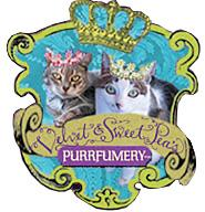 Velvet and Sweet Pea's Purrfumery