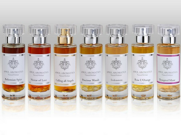 April Aromatics, Natural Organic Perfume at AVÉ PARFUM