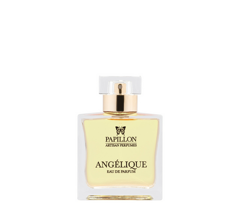Angelique 50ml bottle by Papillon Artisan Perfumes - AVÉ PARFUM