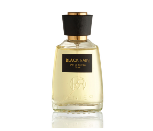 Black Rain by Renier Perfumes musky violet leather niche perfume