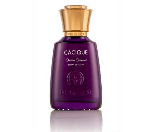 Cacique by Renier perfumes 50ml bottle