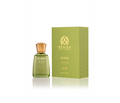 De Lirius box by Renier green box gold cap fresh fruity tropical fragrance with ginger lily