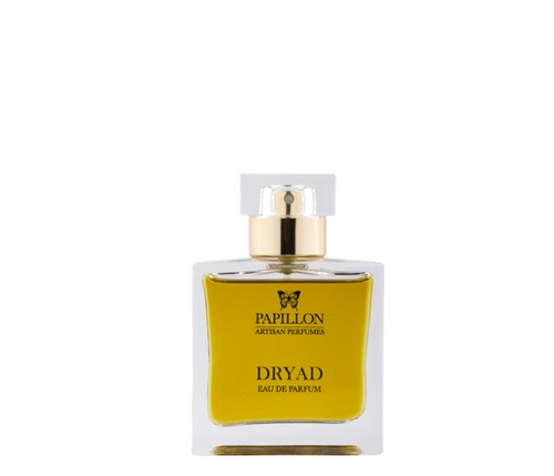 Dryad full bottle 50 ml square cap by Papillon Artisan Perfumes - AVÉ PARFUM
