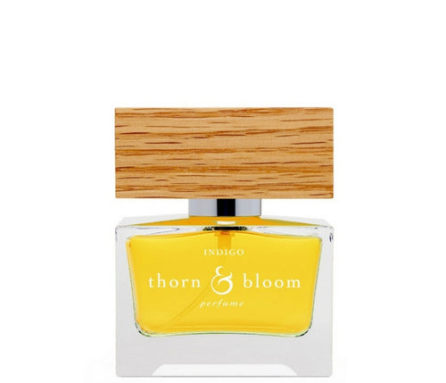 Indigo by Thorn & Bloom - GMO Free, Natural Perfume - AVÉ PARFUM