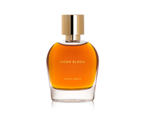 Moon Bloom full bottle gold cap by Hiram Green natural perfume at AVÉ PARFUM