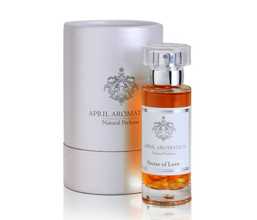 Nectar of Love by April Aromatics Organic Perfume - AVÉ PARFUM