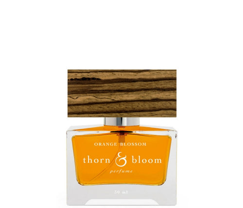 Orange Blossom by Thorn & Bloom - GMO Free, Natural Perfume - AVÉ PARFUM