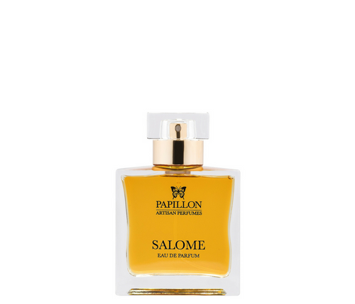 Salome full bottle with cap 50ml by Papillon Artisan Perfumes - AVÉ PARFUM