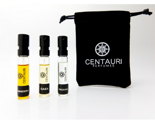 Sample Set Centauri - AVÉ PARFUM