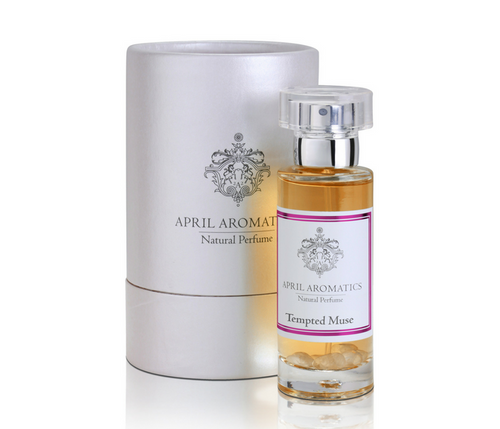 Tempted Muse by April Aromatics, Organic Perfume - AVÉ PARFUM