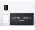 Fantosmia by Jorum Studio full bottle with box packaging is black with silver inscription