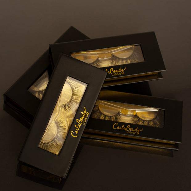 FAUX MINK LASH COLLECTION