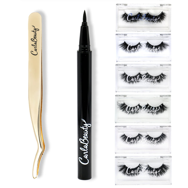 3D Mink Lash Bundle