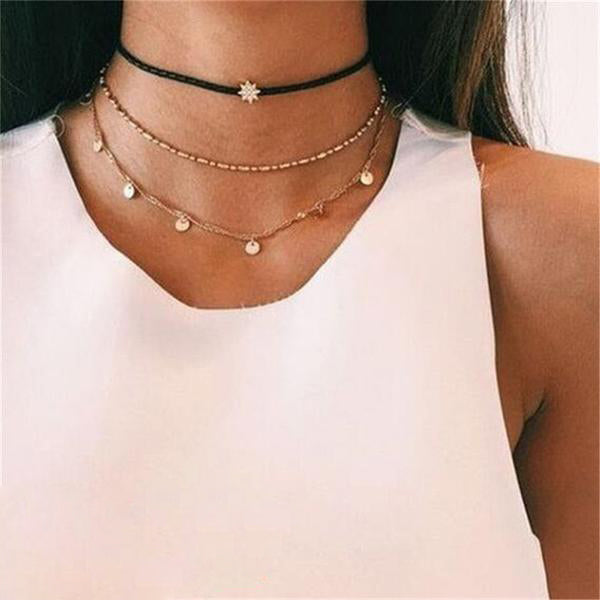 Multilayer Star Choker