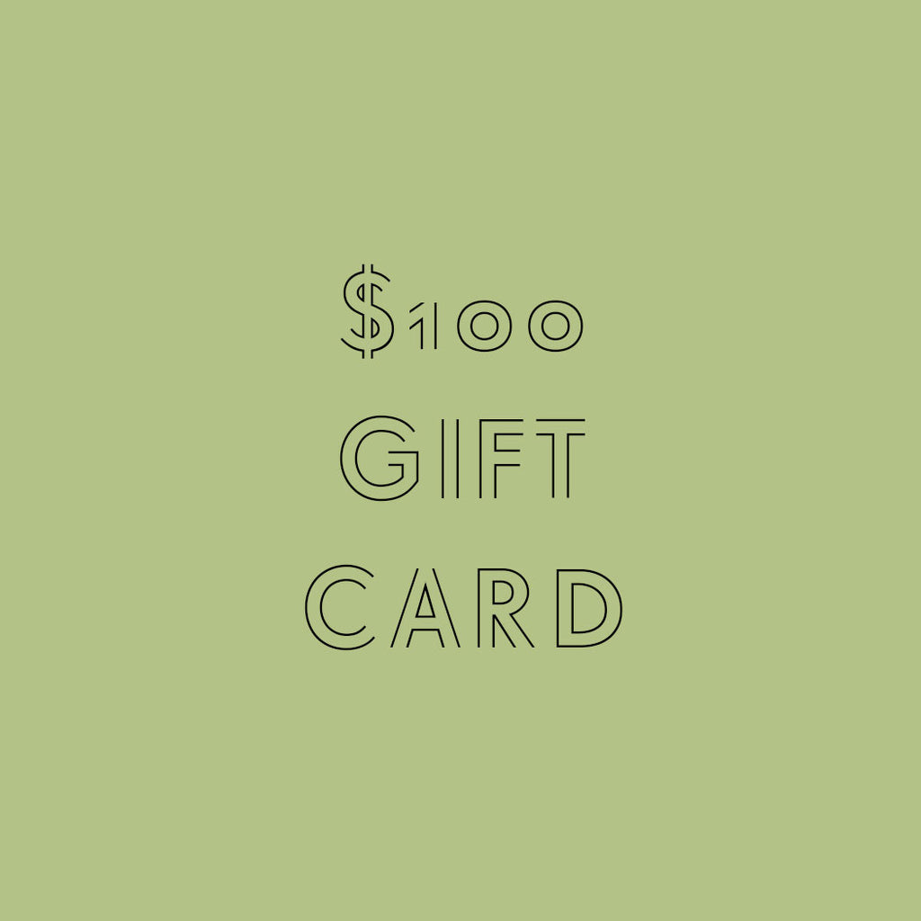 Urban Patio $100 Gift Card