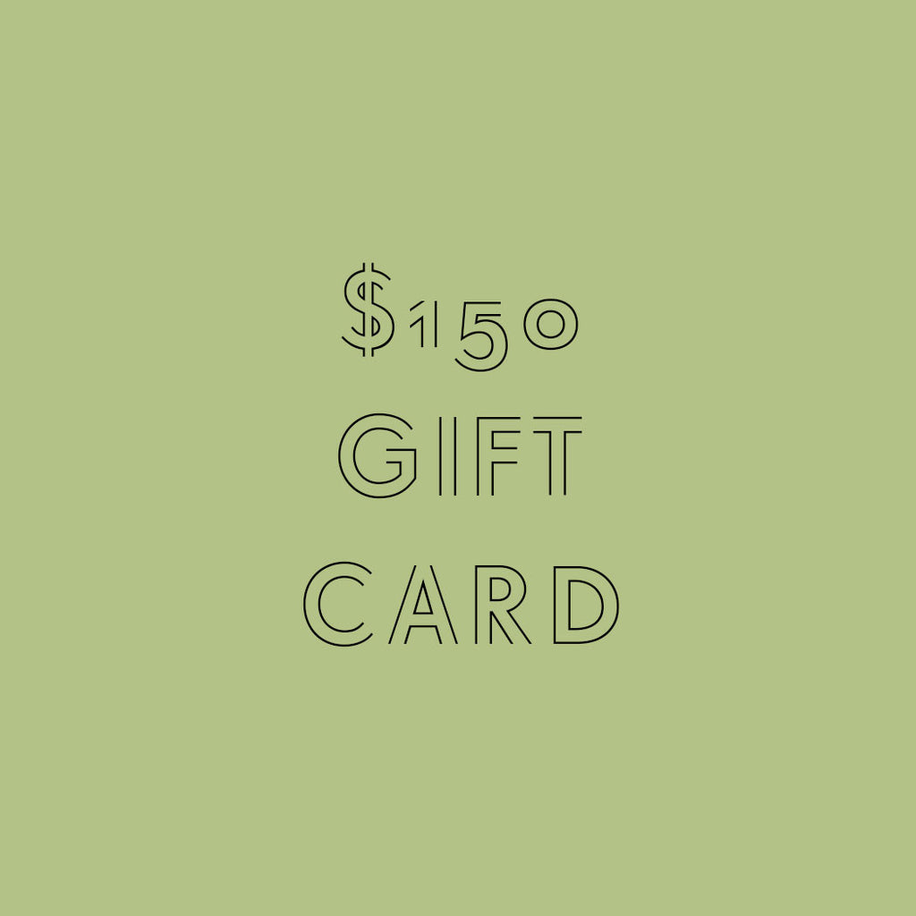 Urban Patio $150 Gift Card