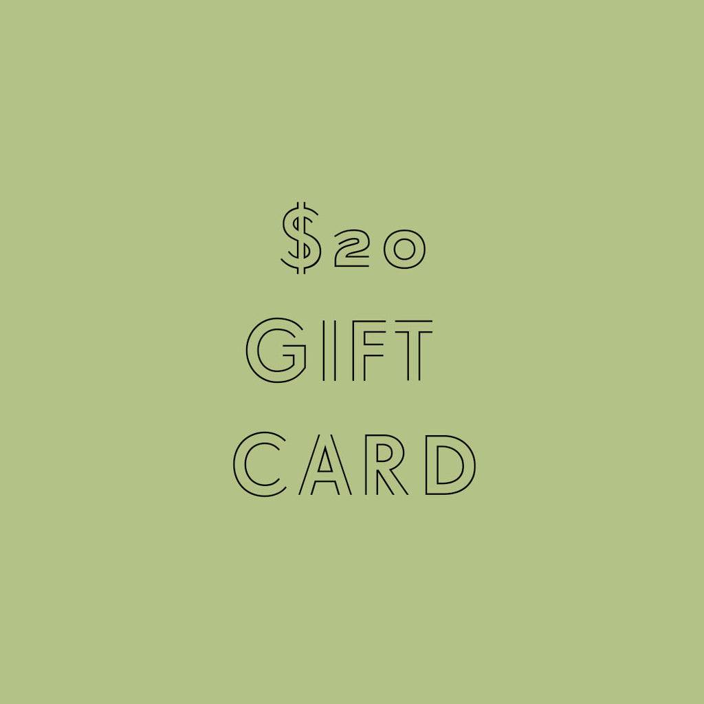 Urban Patio $20 Gift Card