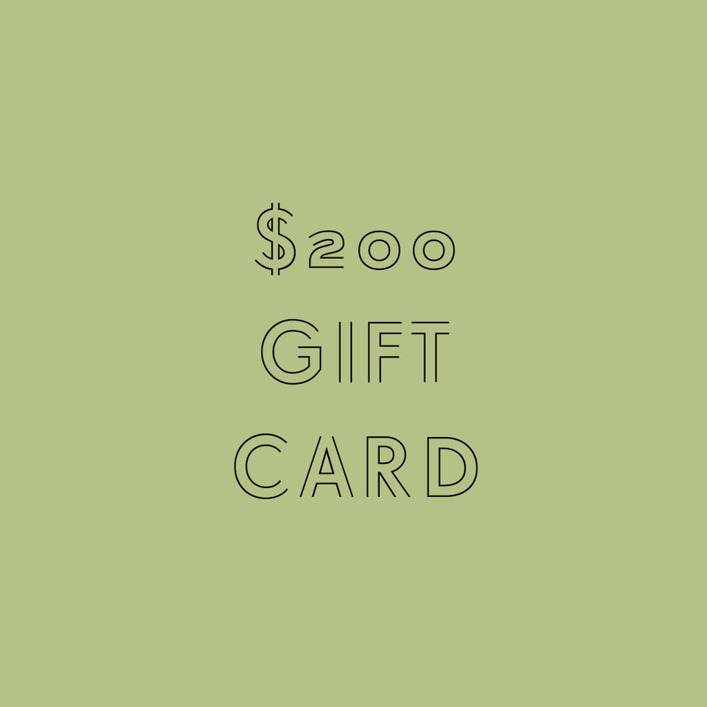 Urban Patio $200 Gift Card