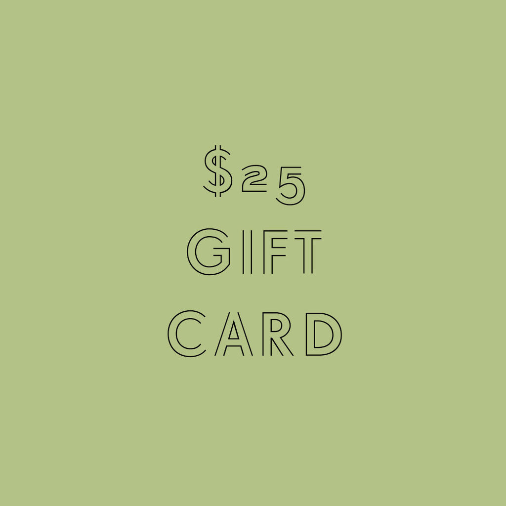Urban Patio $25 Gift Card