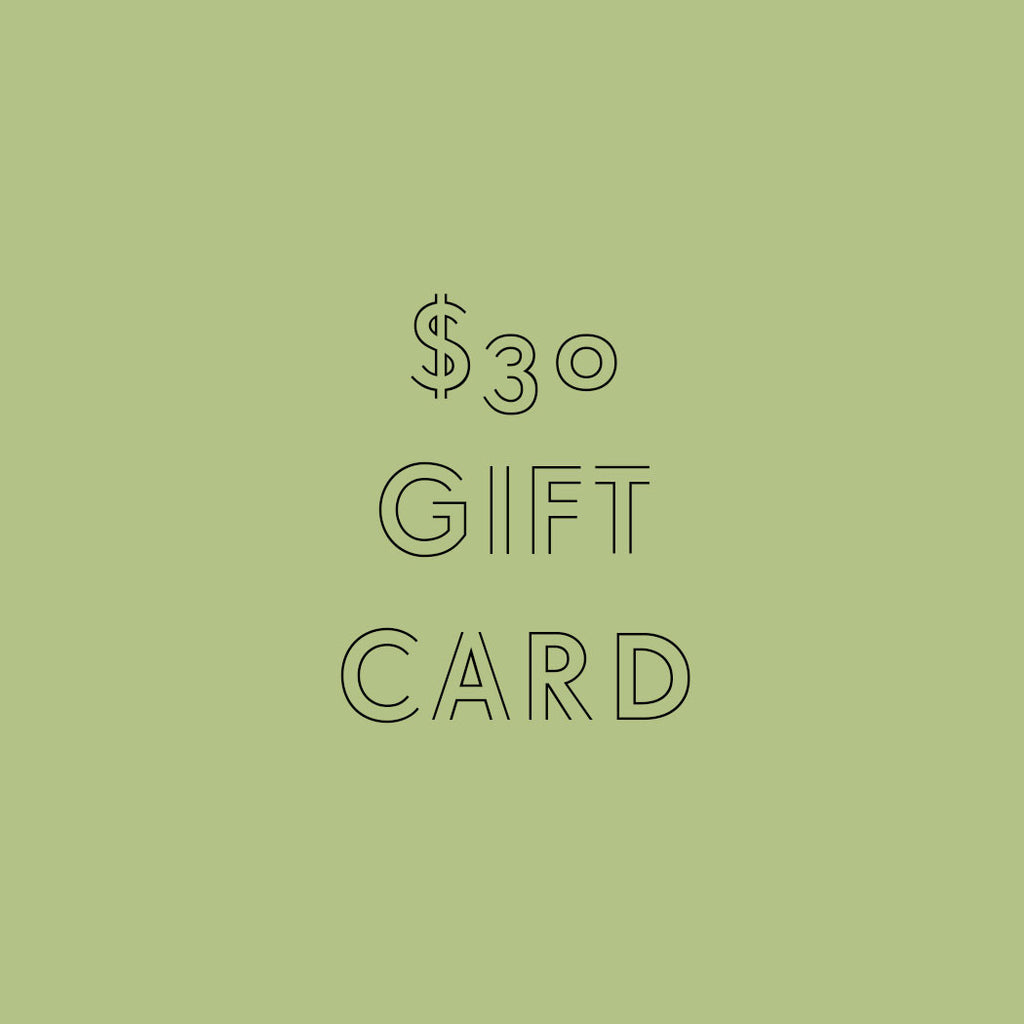 Urban Patio $30 Gift Card