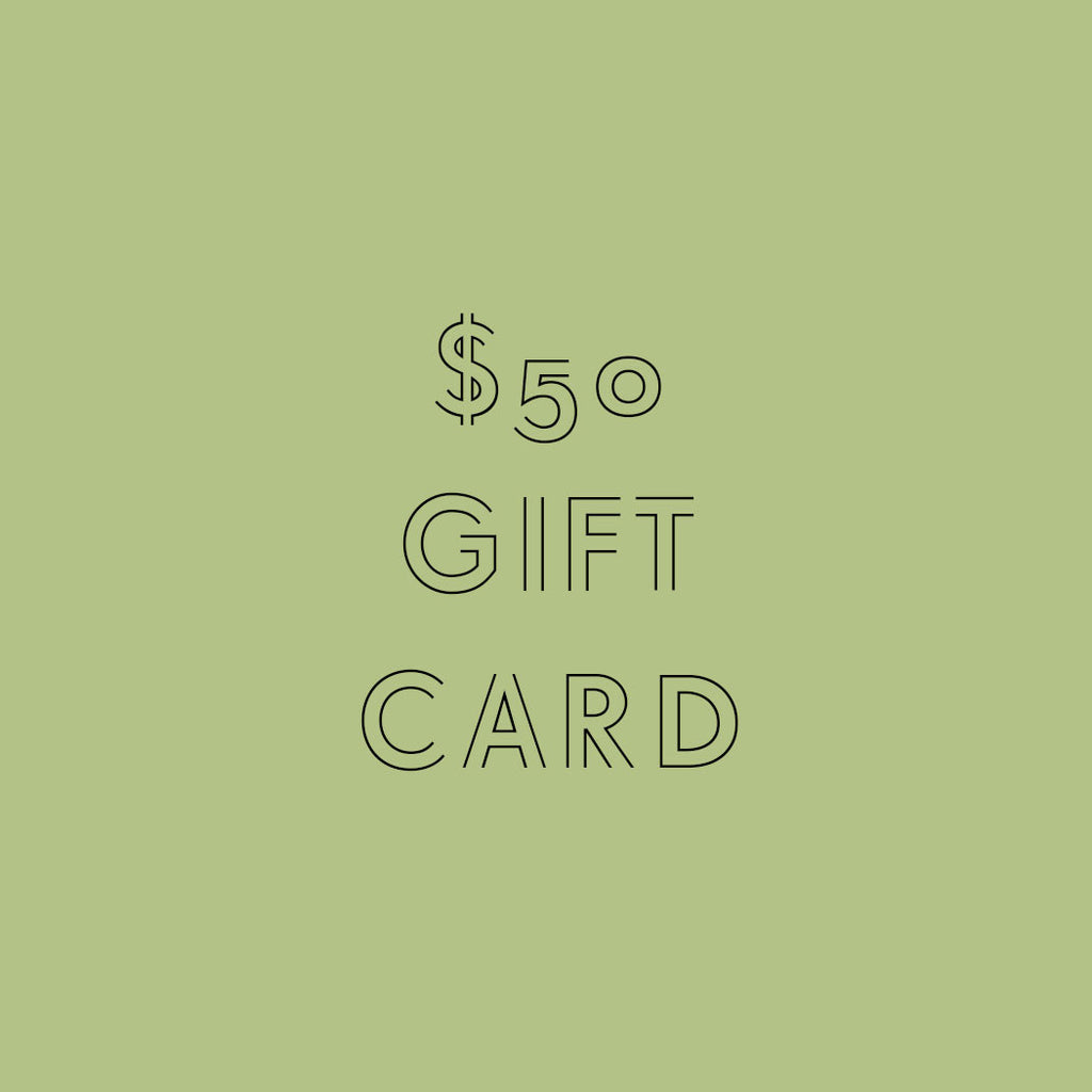 Urban Patio $50 Gift Card