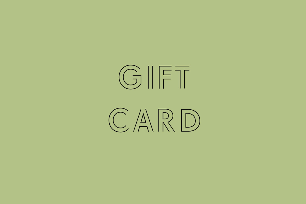 Urban Patio Gift Card