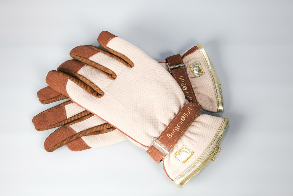 Burgon & Ball Cream and Gold Garden Glove