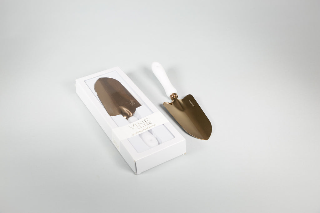 Vine and Co Gift Boxed Copper Trowel