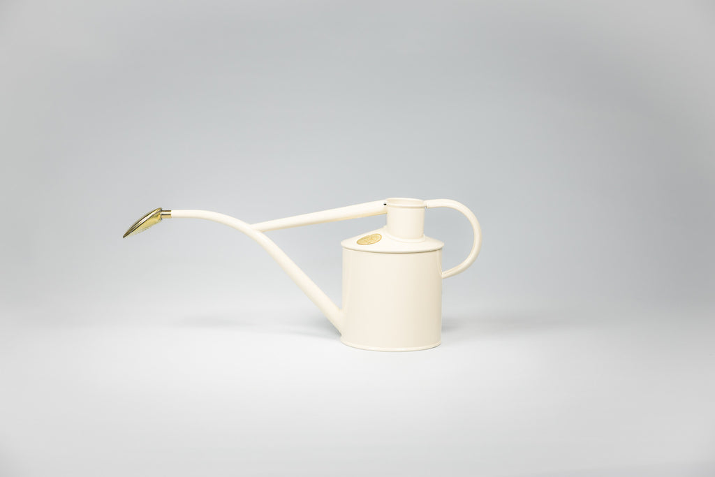 Indoor Cream Watering Can 1L