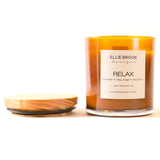 Relax Essential Oil Candle