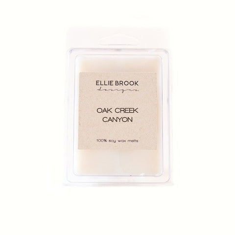 Oak Creek Canyon Wax Melts