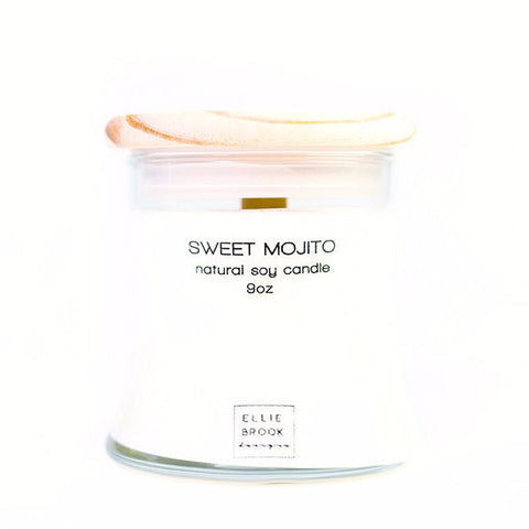 Ellie Brook Sweet Mojito Soy Candle
