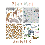 Activity Play Mat Bundle - Premium Fabric - Not Reversible - LIMITED STOCK