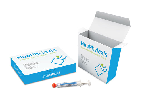 NeoPhylaxis, Crystalline Gel for Cleaning Dental Implants