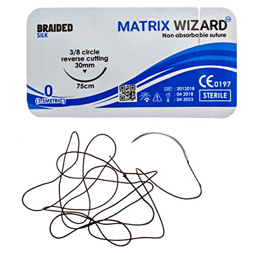 First Aid Field Emergency, Trauma Practice Suture Kit
