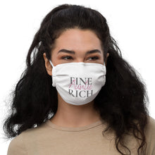 Fine and Rich Premium face mask
