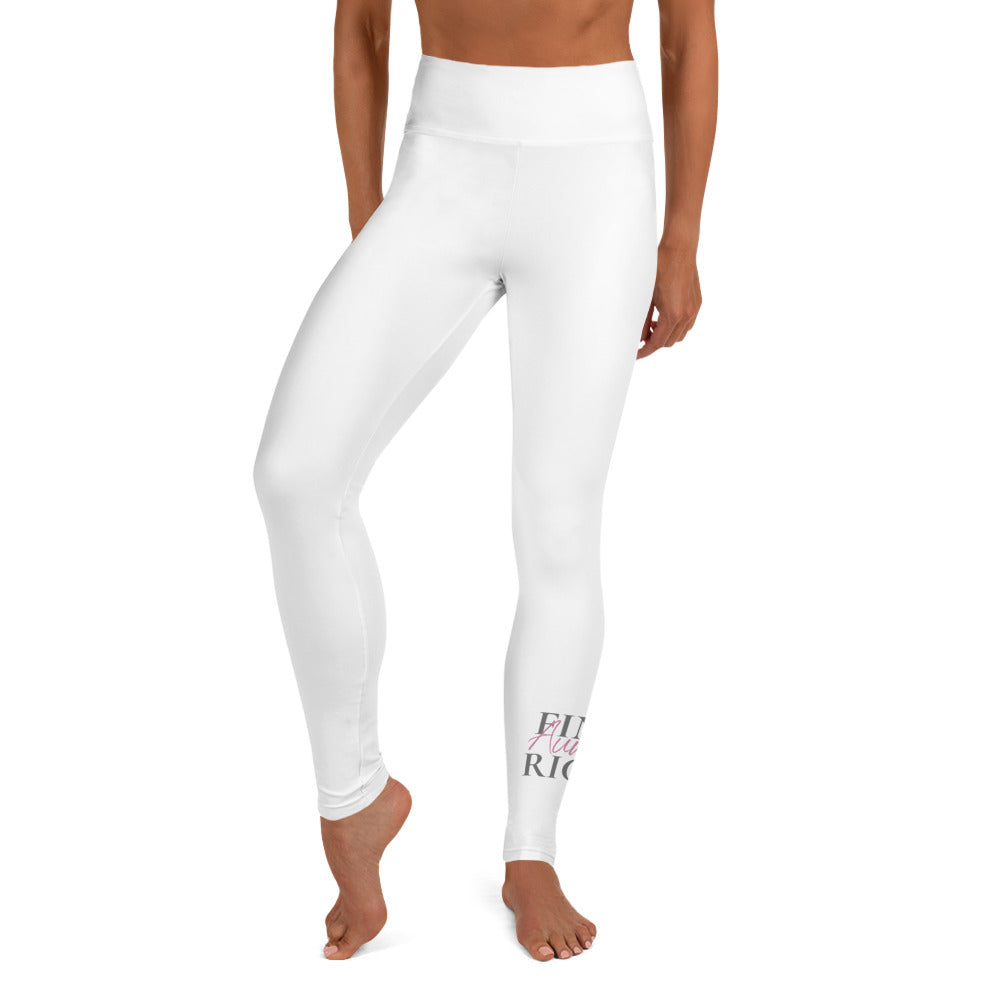 Fine and Rich Yoga Leggings