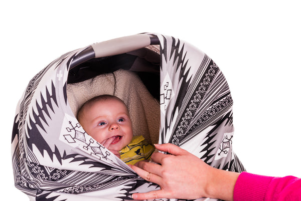 Multi-Purpose Baby Cover (Aztec)