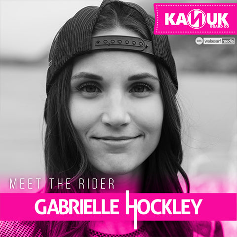 Gabrielle Hockley