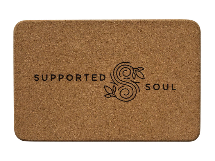 Cork Yoga Block *PREORDER*