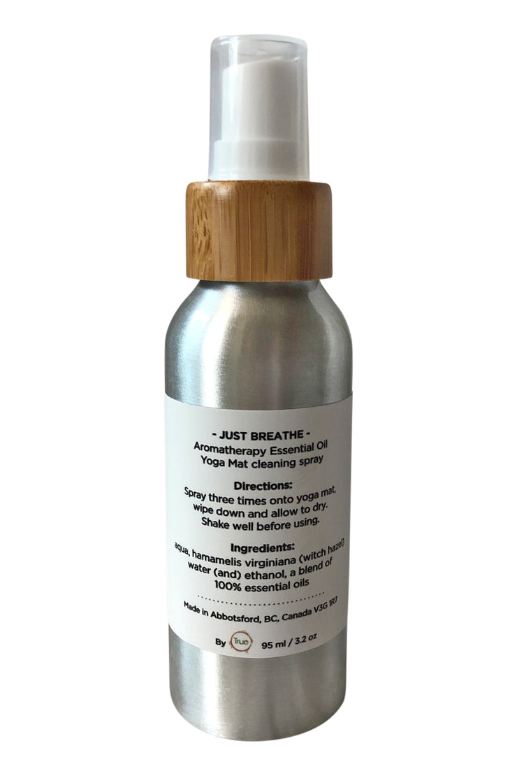 Yoga Mat Spray- Lavender + Tea Tree