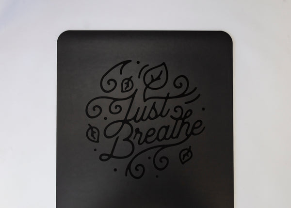 Professional Grip Mat- Just Breathe