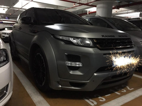Range Rover Design - Evoque