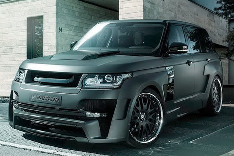 Range Rover Design - Vogue
