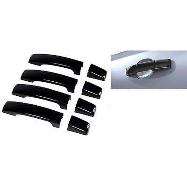 Gloss Black Handle Covers for Range Rover Sport 2006-13 LR Discovery III 2004-09