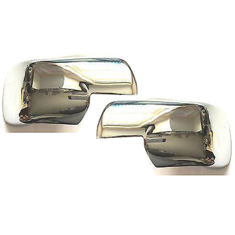 Land Rover Freelander II 2.0 2.2 3.2 TD4 SD4 2004-09 Chrome FULL Mirror Covers